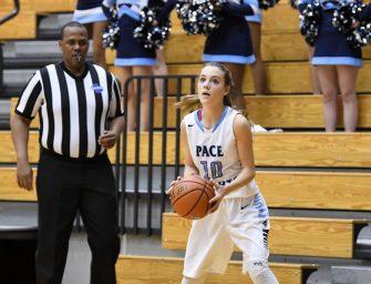 Ann Rafeedie a Key Asset on Basketball Court