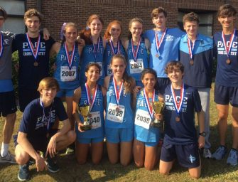 Cross Country Teams End Season on Podium at State Meet