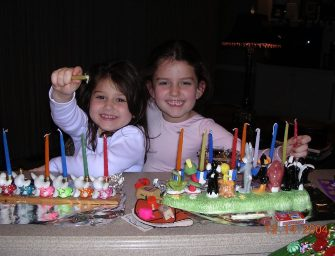 Hanukkah Traditions Vary