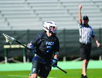 Boys Lacrosse Jumps Into Spring