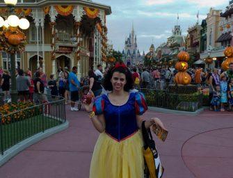 Disney Inspires Paula Pontes