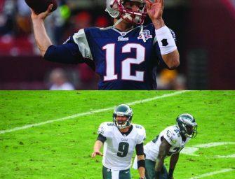 Eagles Have a Shot at Winning Super Bowl LII