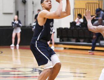 Boys Basketball Falls Short of 'Three-Peat'