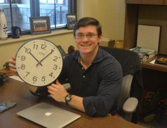 Set Clocks Forward on March 11