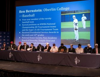 Students Sign Early to Commit to Athletic Careers