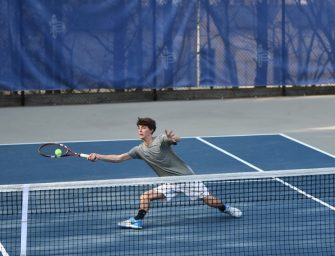 Championship Ring Eludes Boys Tennis; Girls off to Strong Start
