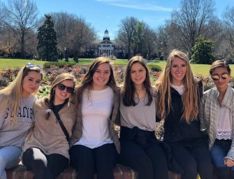 Students Tour Carolina Colleges