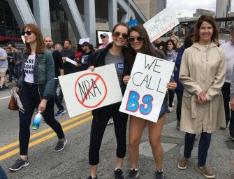Pace Community Participates in March for Our Lives – Atlanta