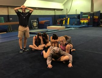 Coach Cunningham Causes Gymnastics Scandal
