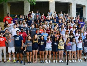 Class of 2018 Says Goodbye