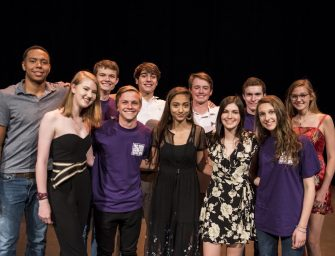 Arts Laureates Perform for Upper School