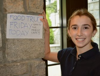 Five Minutes with Student Council President Gillian Weitzner