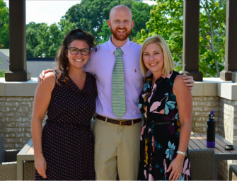 New Teachers Settle into Upper School
