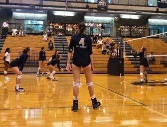 Varsity Volleyball Looks Toward Another State Championship
