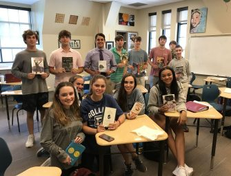 Students Encouraged to 'Drop Everything and Read'