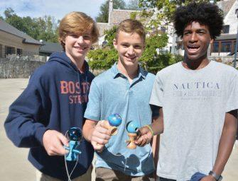 Students Indulge in Fun Activites