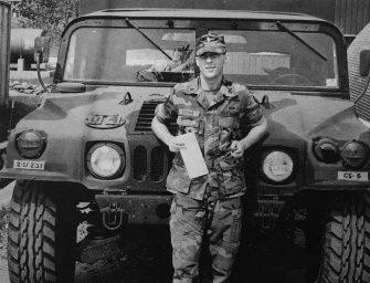 Tim Hornor: American Veteran, History Scholar