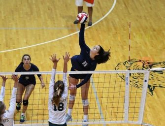 Ada Jane Agolli Sets Herself Up for Ivy League Volleyball