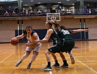 Joelle Zelony Dribbles her Way to Tufts University