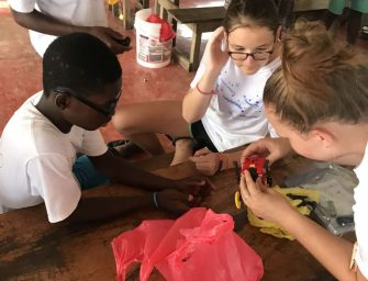 Students Bring Their Passions to Project Esperanza