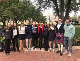 Students Get High Marks at WUMUNS XI