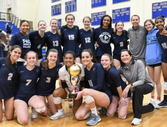 Believe It! Varsity Volleyball Back-to-Back State Champs