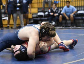Wrestling Grapples Through Season