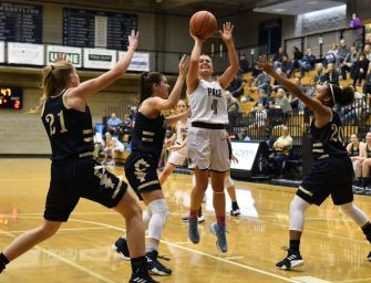 Five Seniors Lead Varsity Girls Basketball