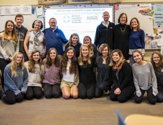 Pace Upper School Raises Money for Suicide Prevention and Awareness