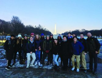 Students Tour Colleges in Mid-Atlantic States