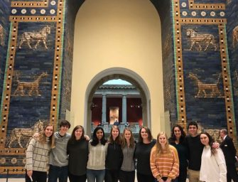 Students Study History, Culture in Germany