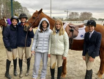 Equestrian Team Wraps Up Another Successful Season
