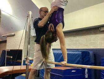 Gymnasts Prepare for Season