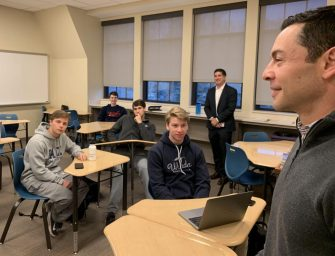 Knight Capital Provides Students with Real-Life Investment Strategies