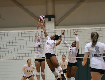 Kalissa Greene Sets Herself Up as Top 16s Setter
