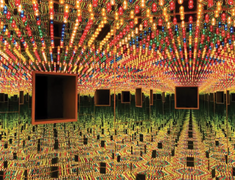 High Museum Kusama Exhibit Captivates
