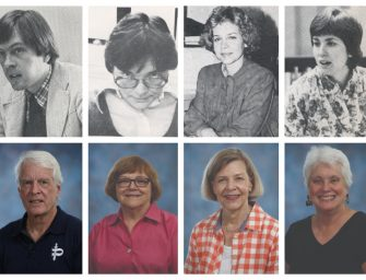 Teachers Share Stories from 40-Plus Years at Pace