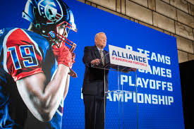 Alliance of American Football: What You Need to Know