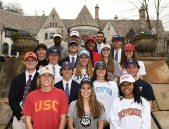 Pace Academy Celebrates National Signing Day