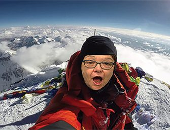 Helen Smith Conquers Mount Everest