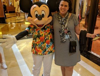 Dra. Pontes Takes Leave of Absence to Explore Disney