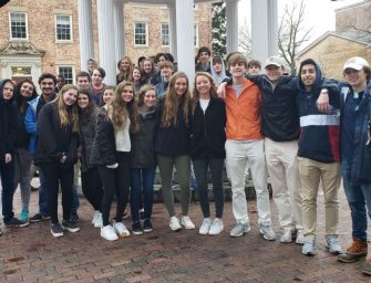 Students Tour Carolina Schools