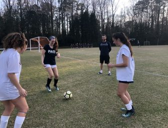 Girls Varsity Soccer Gains New Leadership