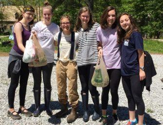 Pace Girl Scouts Gain Leadership Skills