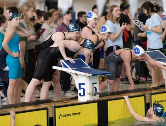 Pace Swimming & Diving Finds Success at GHSA State Championships