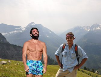 Dan Bilzerian Buries the Hatchet