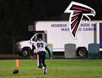 Patrick Markwalter Receives Invitation to Falcons Training Camp