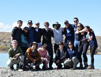 ICGL Patagonia 2019: Pace Students Experience Mountain Highs