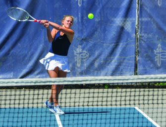 Girls Varsity Tennis State Champions!