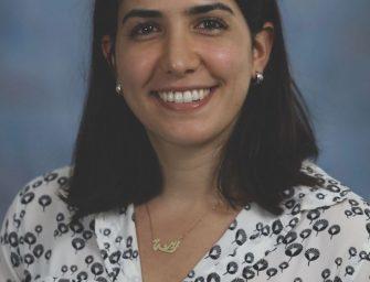 Zeena Lattouf Leaves for Harvard
